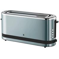 WMF KÜCHENminis Langschlitz-Toaster Metallic Blau