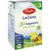 Töpfer Lactana Bio Folgemilch 3 600 g