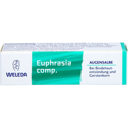 EUPHRASIA COMP.Augensalbe 5 g