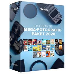 Das FRANZIS Mega-Fotografie-Paket 2020