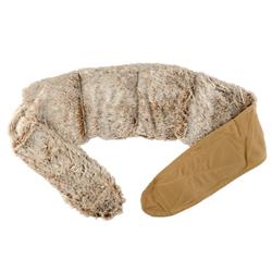 Warmies® Wärmegürtel Warmies Rücken- Bauch, Nierenwärmer Wärmegürtel grau meliert für Mikrowelle und Backofen