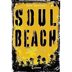 Salziger Tod / Soul Beach Bd.3. Kate Harrison  - Buch