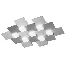 Grossmann Creo LED Deckenleuchte, 60,5 x 49,5 cm