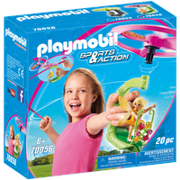 Playmobil Sports & Action Fairy Pull String Flyer (70056)