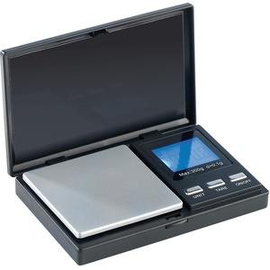 Digitale Taschen-Feinwaage bis 300 g, Teilung 0,1 g