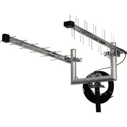 Wittenberg Antennen Duo Set 2x LAT 22 Richtantenne LTE 800