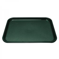 Kristallon Fast Food Tablett 305 x 415mm grün