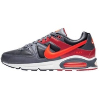 Nike Men's Air Max Command grey-red/ white, 43