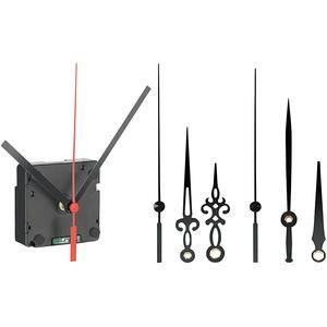 Funk-Uhrwerk mit 3 Zeigersets für selbstgestaltete Uhren