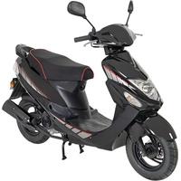 Luxxon XT2000 2000 Watt 45 km/h schwarz