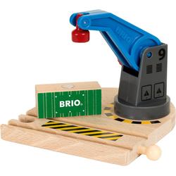 BRIO® Spielzeug-Eisenbahn Eisenbahn-Magnetkran