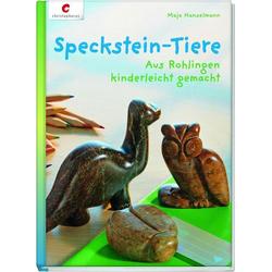 Speckstein-Tiere