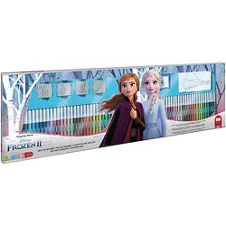 Frozen 2 Mega Colouring