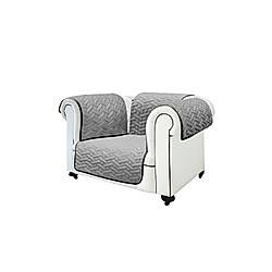 Wendeschutzdecke 2in1 Sessel grau