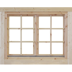 Wolff Fenster Alina 58, BxH: 76,5x99,6 cm