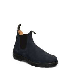 Blundstone Bl Elastic Side Boot Lined Shoes Chelsea Boots Blau BLUNDST Blau 41,43,42,44,45,46,40,47