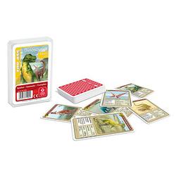 ASS ALTENBURGER TOP ASS Quartett Dinosaurier Kartenspiel
