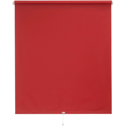 Springrollo Uni, sunlines, verdunkelnd, mit Bohren, 1 Stück rot 182 cm x 180 cm