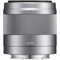 Sony 50mm F1,8 OSS silber (SEL50F18)