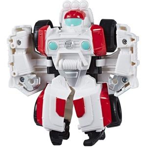 Transformers Playskool Heroes Rescue Bots Academy Medix der Arzt-Bot, verwandelbares Spielzeug, 11 cm große Figur, für Kinder ab 3 Jahren