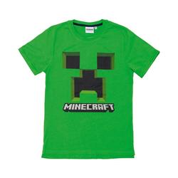Minecraft T-Shirt T-Shirt Minecraft dark blue 152cm 116