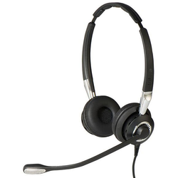 Jabra BIZ 2400 II Headset, Stereo, Kabelgebunden, USB, Optimiert für Skype for Business