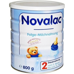 NOVALAC 2 Folge-Milchnahrung Pulver 800 g