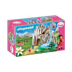 Playmobil® Spielfigur PLAYMOBIL® 70254 Am Kristallsee mit Heidi, Peter