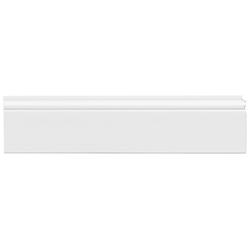 Homestar Zierleiste CF 11, kleben, überstreichbar, HD-Fussleiste