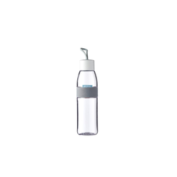 Mepal BV Trinkflasche Ellipse in weiß, 500 ml