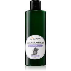 Dr. Feelgood Luiza & Lavender Duschgel mit Lavendel 200 ml