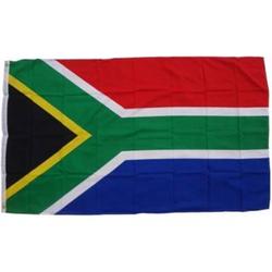 XXL Flagge Südafrika 250 x 150 cm Fahne mit 3 Ösen 100g/m² Stoffgewicht
