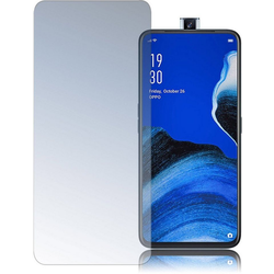 4smarts Glasfolie Second Glass 2.5D für Oppo Reno 2 Z weiß