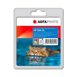 AgfaPhoto Druckerpatrone ersetzt HP 304XL color