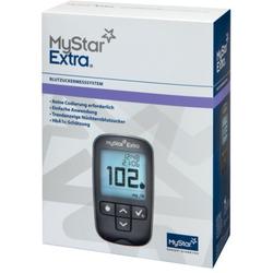 MYSTAR Extra Blutzuckermessgerät Set mg/dl