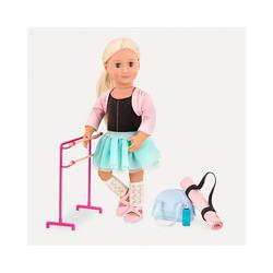 Our Generation Puppen Accessoires-Set Ballet-Set für Puppen