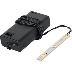 LED Beleuchtung für Krippen, batteriebetrieben