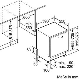 Siemens SN658D02ME iQ500 speedMatic