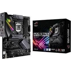 Asus ROG STRIX B360-F GAMING Mainboard Sockel Intel® 1151v2 Formfaktor ATX Mainboard-Chipsatz Intel