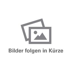 wolff Finnhaus Saunafass Mini Fichte mit 3 Fenstern Gartensauna, rote Dachschindeln, Bausatz