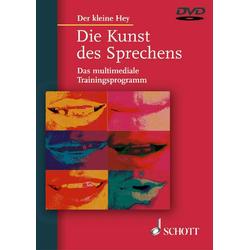 Der kleine Hey - Die Kunst des Sprechens. DVD-ROM