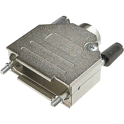 Assmann WSW AMET-25 RS AMET-25 RS D-SUB Gehäuse Polzahl (num): 25 Metall 180° Silber 1St.