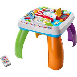 Fisher-Price Spieltisch Lernspaß bunt Kinder Activity Center Trapeze Baby Kleinkind