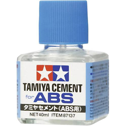 Tamiya ABS-Cement Plastikkleber 87137 40ml