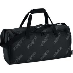 adidas Sporttasche, schwarz - schwarz