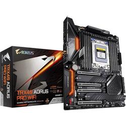 Gigabyte TRX40 AORUS PRO WIFI Mainboard Sockel AMD TR4 Formfaktor ATX Mainboard-Chipsatz AMD® TRX40