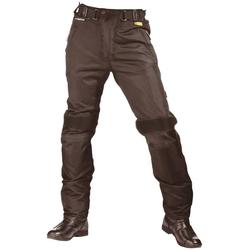 ROLEFF Motorradhose RO 456, wind- und wasserdicht schwarz