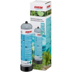 EHEIM CO₂-Zylinder, Zubehör für EHEIM CO2SET200, 1 Stück, 500g Einweg