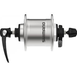 Shimano Fahrradbeleuchtung VR-Nabendynamo Shimano DHT4000 100mm, 36 Loch, mit