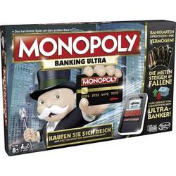 Hasbro Monopoly Banking Ultra Monopoly Banking Ultra B6677100
